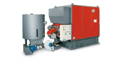 Model DUAL and CMT/F - Biomass Boiler